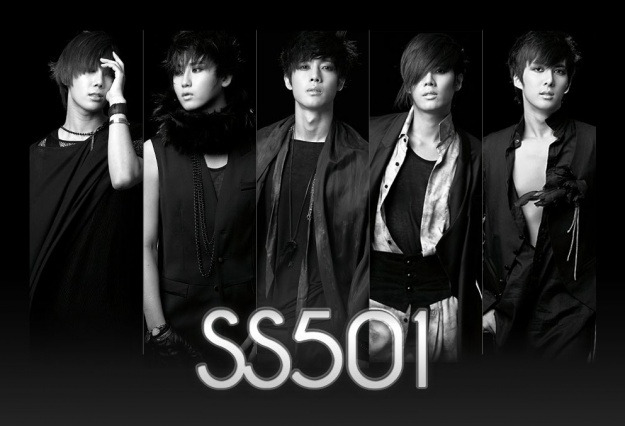 Ss501 members dating