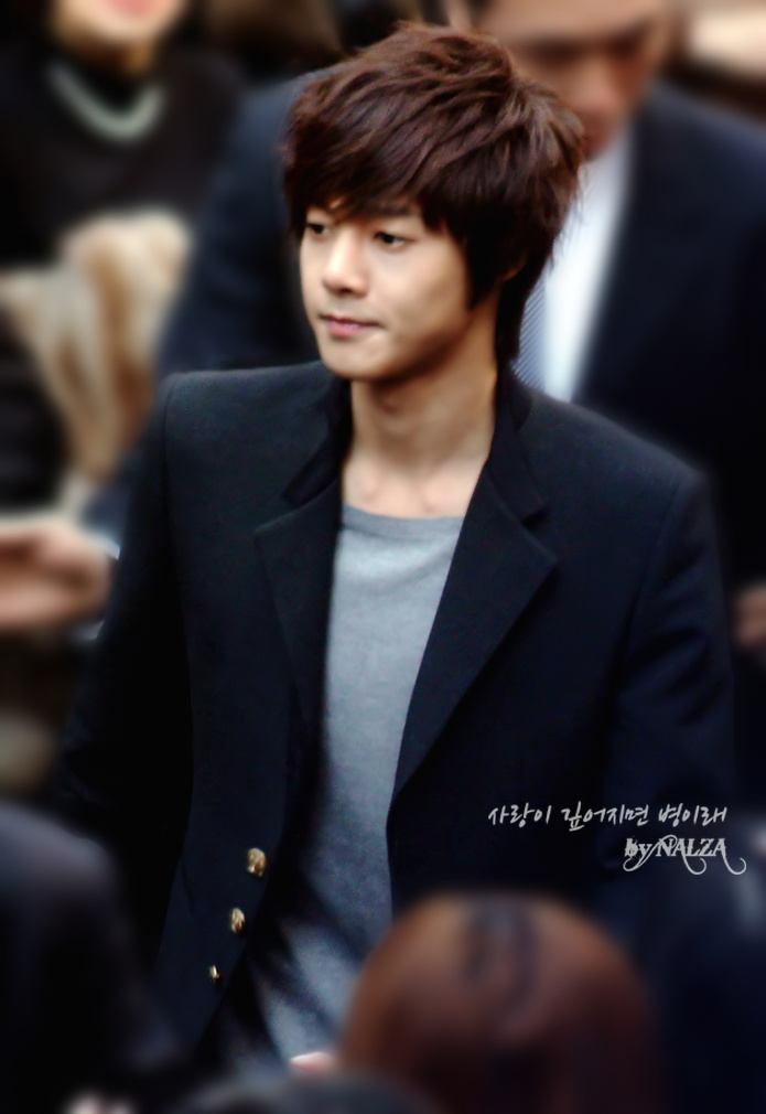 PHOTO] 10.28 Kim Hyun Joong at The Face Shop Fansigning Event by NALZA | ☆  My Shining Star SS501 ☆